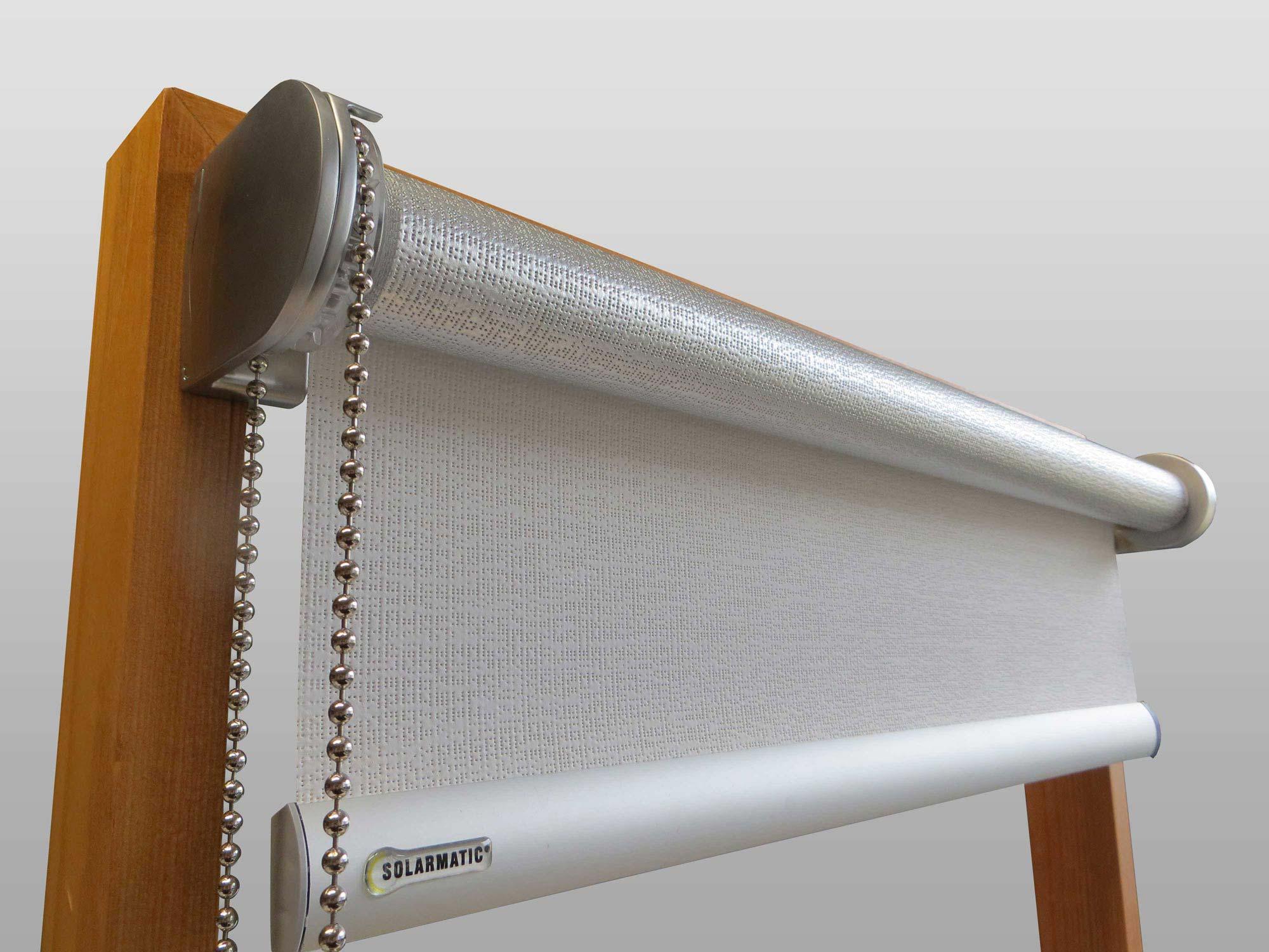 Hitzeschutzrollo bis 350 cm Breite