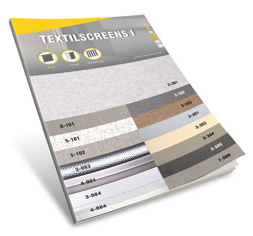 "Stoffkarte ""Textilscreens I"""